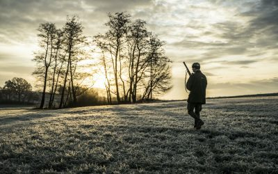 How To Heat a Hunting Blind