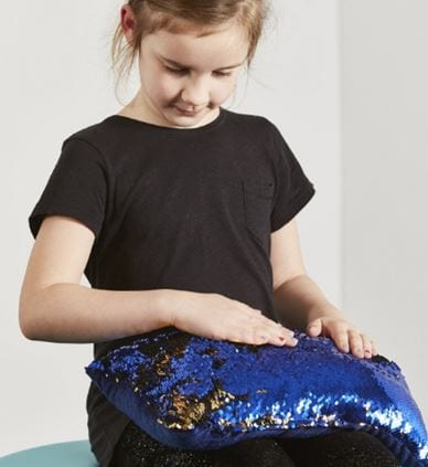 sequin sensory pillow 1
