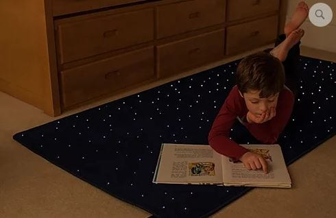 fibre optic rug web 2