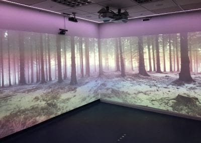 Immersive Sensory Rooms