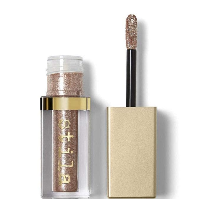 Stila Magnificent Metals Glitter & Glow Liquid Eyeshadow